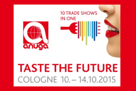 Taste to the future 2015